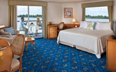 American Cruise stateroom